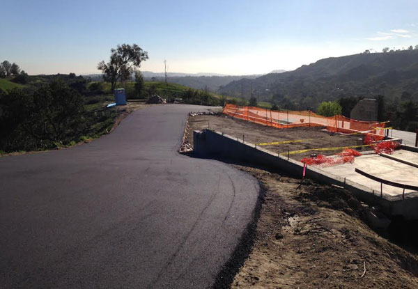 Trabuco Canyon Paving Contractor