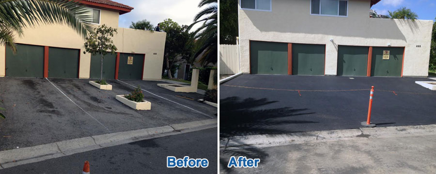 Asphalt Removal & Replacement